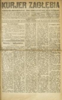 Kurjer Zagłębia, 1920, R. 15, no 199
