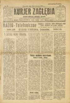 Kurjer Zagłębia, 1925, R. 15 [!], nr 17