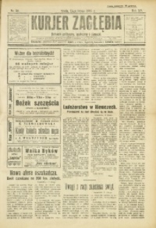Kurjer Zagłębia, 1925, R. 15 [!], nr 33