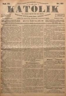 Katolik, 1907, R. 40, nr 152