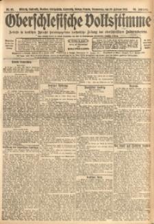 Oberschlesische Volksstimme, 1912, Jg. 38, Nr. 48