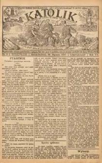 Katolik, 1887, R. 20, nr 8