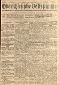 Oberschlesische Volksstimme, 1912, Jg. 38, Nr. 134