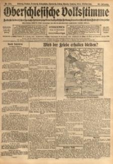 Oberschlesische Volksstimme, 1912, Jg. 38, Nr. 230