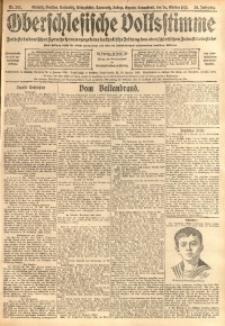 Oberschlesische Volksstimme, 1912, Jg. 38, Nr. 247