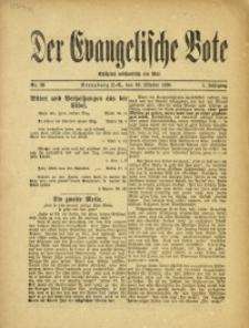 Der Evangelische Bote, 1920, Jg. 1, nr 25