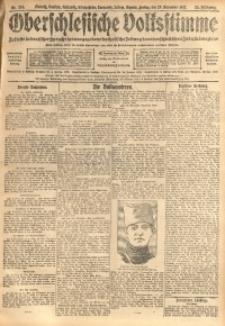 Oberschlesische Volksstimme, 1912, Jg. 38, Nr. 274