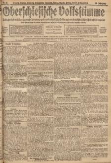 Oberschlesische Volksstimme, 1914, Jg. 40, Nr. 47