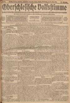 Oberschlesische Volksstimme, 1914, Jg. 40, Nr. 64
