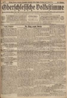 Oberschlesische Volksstimme, 1914, Jg. 40, Nr. 94