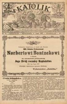Katolik, 1887, R. 20, nr 51