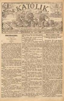 Katolik, 1887, R. 20, nr 58