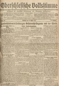 Oberschlesische Volksstimme, 1918, Jg. 44, Nr. 251