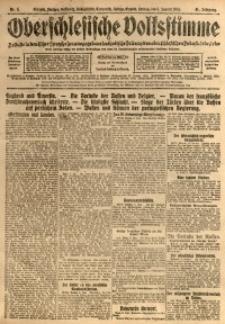Oberschlesische Volksstimme, 1915, Jg. 41, Nr. 5