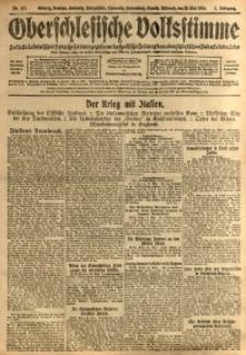Oberschlesische Volksstimme, 1915, Jg. 41, Nr. 117