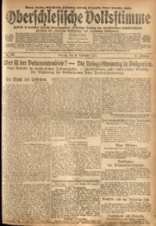 Oberschlesische Volksstimme, 1915, Jg. 41, Nr. 215
