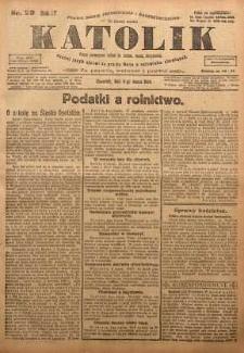 Katolik, 1924, R. 57, nr 29
