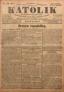 Katolik, 1924, R. 57, nr 38
