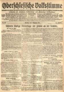 Oberschlesische Volksstimme, 1916, Jg. 42, Nr. 257