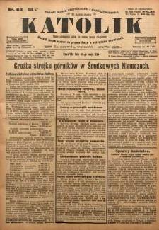 Katolik, 1924, R. 57, nr 62