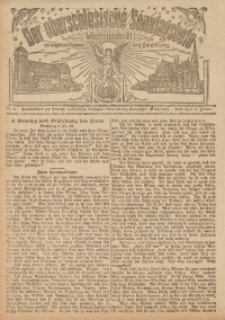 Der Oberschlesische Sonntagsbote, 1919, Nr. 5