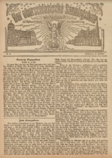 Der Oberschlesische Sonntagsbote, 1919, Nr. 8