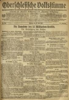 Oberschlesische Volksstimme, 1917, Jg. 43, Nr. 165