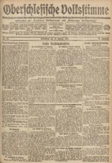 Oberschlesische Volksstimme, 1919, Jg. 45, Nr. 44