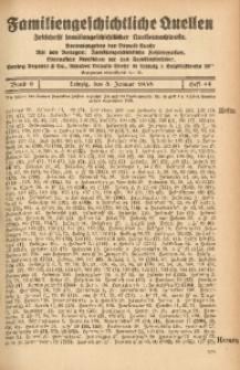 Familiengeschichtliche Quellen, 1937/1939, Bd. 9, H. 44 (Helm-Herr)