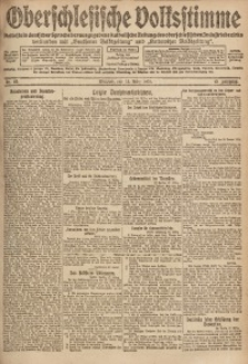 Oberschlesische Volksstimme, 1919, Jg. 45, Nr. 65