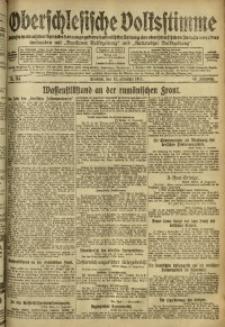 Oberschlesische Volksstimme, 1917, Jg. 43, Nr. 284