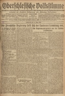 Oberschlesische Volksstimme, 1919, Jg. 45, Nr. 72