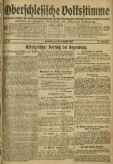 Oberschlesische Volksstimme, 1917, Jg. 43, Nr. 297