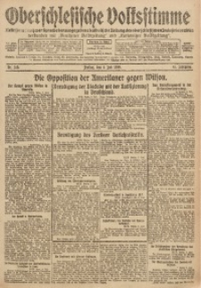 Oberschlesische Volksstimme, 1919, Jg. 45, Nr. 149