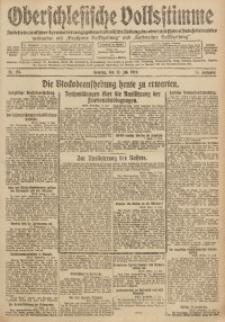Oberschlesische Volksstimme, 1919, Jg. 45, Nr. 157