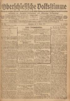 Oberschlesische Volksstimme, 1919, Jg. 45, Nr. 234