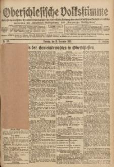 Oberschlesische Volksstimme, 1919, Jg. 45, Nr. 259