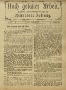 Nach Getaner Arbeit, 1916, Nr. 176