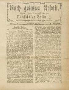 Nach Getaner Arbeit, 1917, Nr. 164