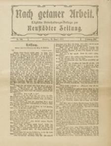 Nach Getaner Arbeit, 1917, Nr. 196