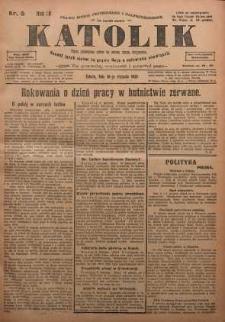 Katolik, 1925, R. 58, nr 5