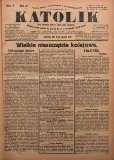 Katolik, 1925, R. 58, nr 7