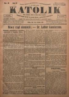Katolik, 1925, R. 58, nr 8