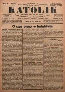 Katolik, 1925, R. 58, nr 9