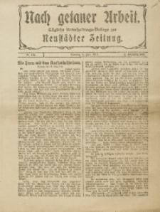 Nach Getaner Arbeit, 1918, Nr. 125