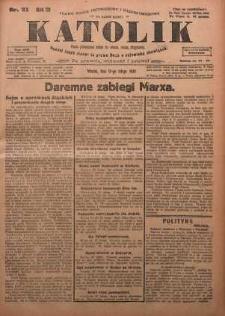 Katolik, 1925, R. 58, nr 21