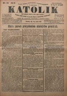 Katolik, 1925, R. 58, nr 31