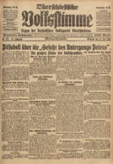 Oberschlesische Volksstimme, 1920, Jg. 46, Nr. 170