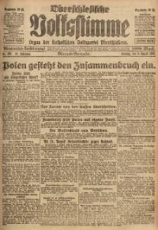 Oberschlesische Volksstimme, 1920, Jg. 46, Nr. 203