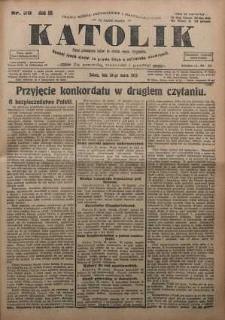 Katolik, 1925, R. 58, nr 38